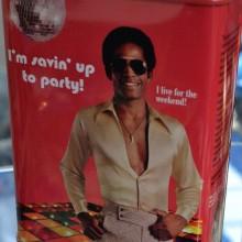 "Tirelire ""I'm savin' up to party"""