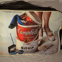 Sac bandoulière Soup Campbell's