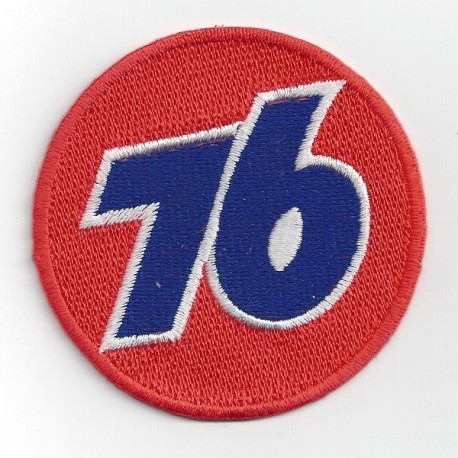 Patch brodé thermocollant 76