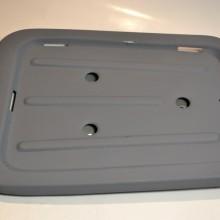 Platine pour pouf arrière - Vespa PX tous modèles, toutes cylindrées