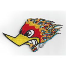 Patch brodé thermocollant Woody Woodpecker - 11 cm