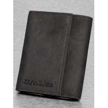 Porte-monnaie en cuir gris - Dickies modèle Owendale