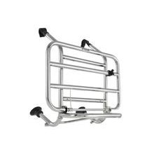 Porte-bagage avant chromé rabattable - Vespa Type N / GT / GTR / GL / GS / Sprint / Rally / Primavera / V5A / 50 Special / ET3