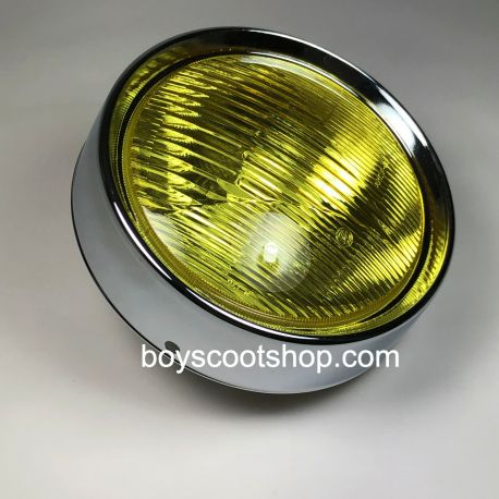 Phare avant jaune - Vespa GTR-TS 125, Sprint 150, Rally 180-200