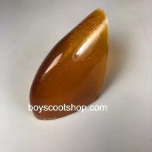 Cabochon supérieur de feu arrière orange - Vespa VNB, VBA, GS 150