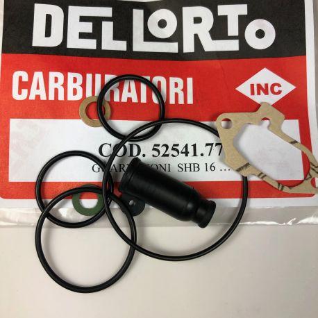 Pochette de joints Dell'Orto, carburateur 16/10, 16/16, 19/19 - Vespa 50, Primavera, ET3