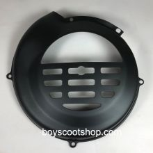 Cache volant magnétique noir - Vespa PK 50-125