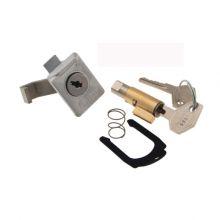 Kit serrures Neiman + boite à gants, clefs métal - Vespa ET3 125