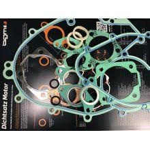 Pochette complète de joints moteur + O rings - Vespa small frame, V 50-90-100, PK 50-125,