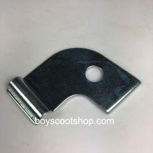 Plaque de maintien du faisceau de jauge à essence, origine Piaggio - Vespa PX 125-200