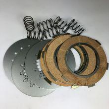 Kit embrayage Newfren (disques garnis, disques lisses et ressort - Vespa PX 125