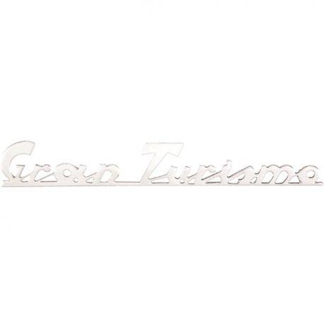 """Insigne de tablier """"Gran Turismo"""", 4 inserts - Vespa Gran Turismo"""