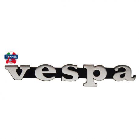 Monogramme / insigne de tablier, 2 inserts, 12 cm - Vespa tous modèle