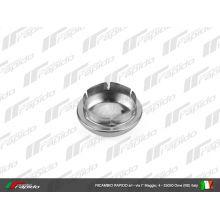 Cache écrou de tambour chromé, Ø:36 - Vespa small frame, V5A, 50 Special, Primavara, ET3, Sprint, GT, GTR, Sprint, PX 125-200
