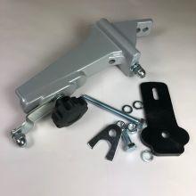 Porte-roue de secours, 8 pouces - Vespa 125-150 Super
