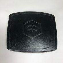 Cache-compteur, plastic noir - Vespa 50 Special