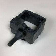 Support caoutchouc de relais de clignotant - Vspa PX 80-125-200, PK