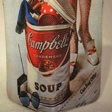 Porte-monnaie Soup Campbells'