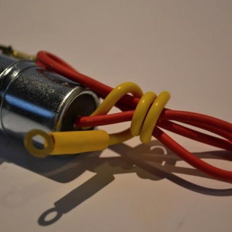 Condensateur 2 fils - Vespa GTR 125, GL 150 , Super 150, Sprint 150, Rally 180