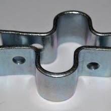 Kit pontet de béquille (paire) - Vespa small, V5A, 50 spécial, ET3, Pruimavera (sauf PK)