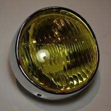 Phare avant jaune - Vespa type N, GS, GL