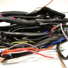 Faisceau électrique - Vespa PX avec clignotants