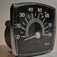 Compteur 80 km/h origine Piaggio - Vespa 50 Spécial