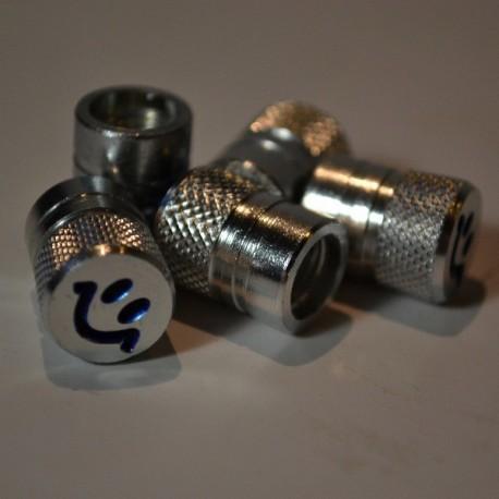 Bouchon de valve Smiley - Vespa tous modèles