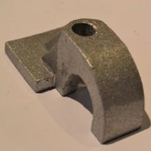 Kit pontets de béquille (paire) aluminium - Vespa Type N, VNA, VBB